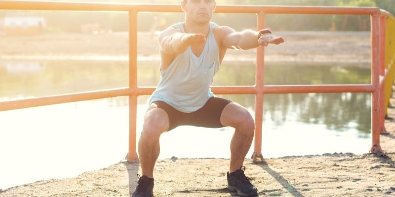 Bodyweight Squats Exercise