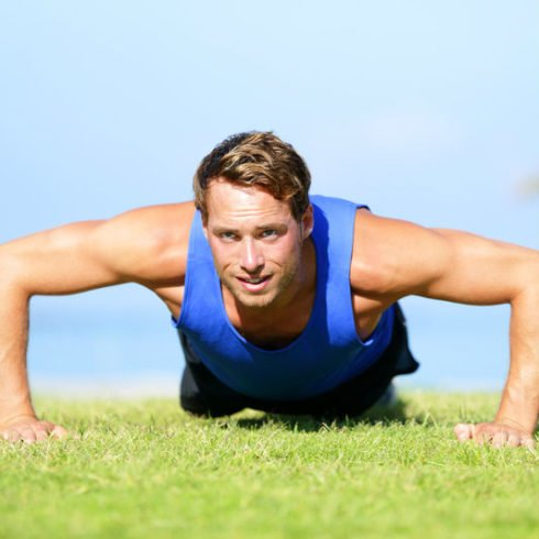 Push-ups to Increase Strength and Build Lean Muscle