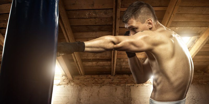 Home Boxing Workout
