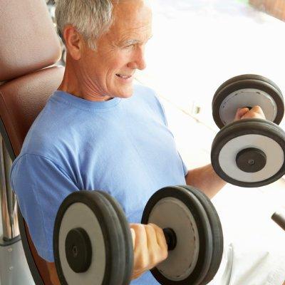 Body Weight Strength Training for Seniors