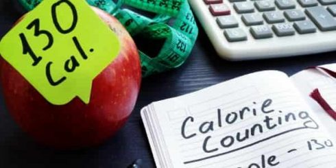 Intake Calorie Counter
