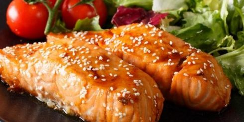 Grilled Salmon Health Benefits