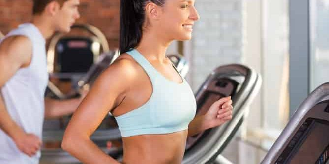 20 Minute Treadmill HIIT