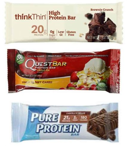 Best Protein Bars for Building Lean Muscle