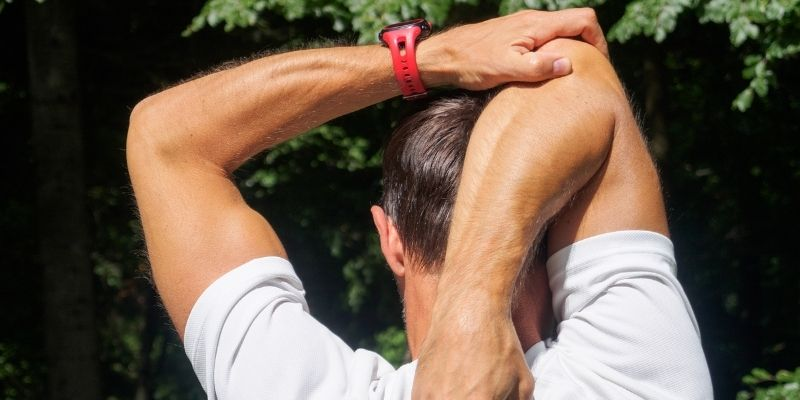 Stretching Your Triceps