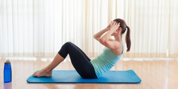 List of Bodyweight Exercises