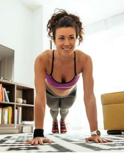 Push Ups for Losing Weight