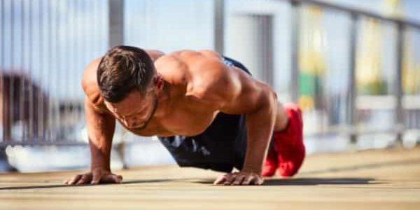 Push Ups to Lose Weight
