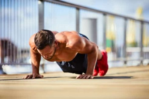Push Ups to Lose Weight