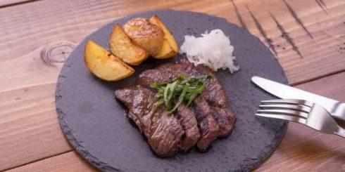 Lean Steak for Muscle Building