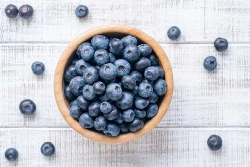 Blueberries are a Superfood