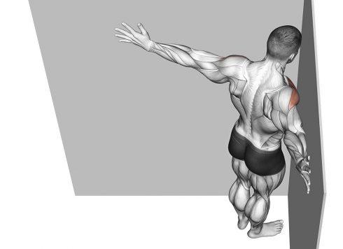 Corner Chest Stretch