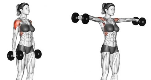 Shoulder Workout at Home