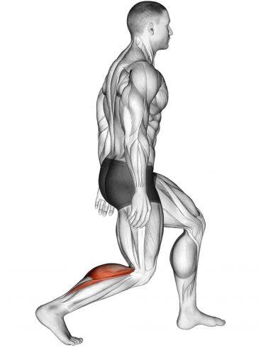 Standing Achilles Heel Stretch