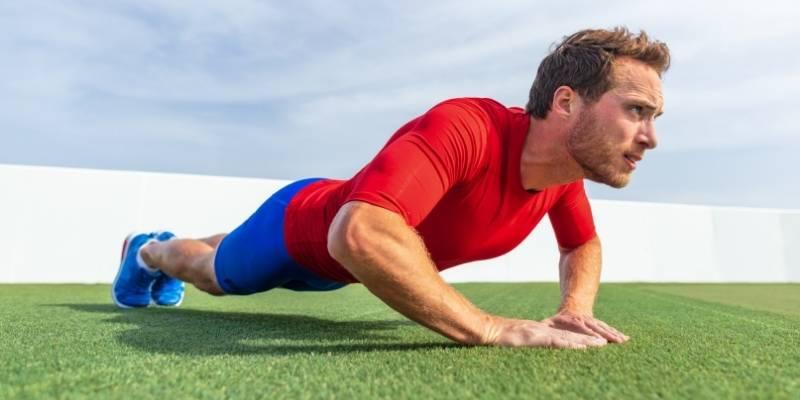 Diamond Push Ups Muscles Worked