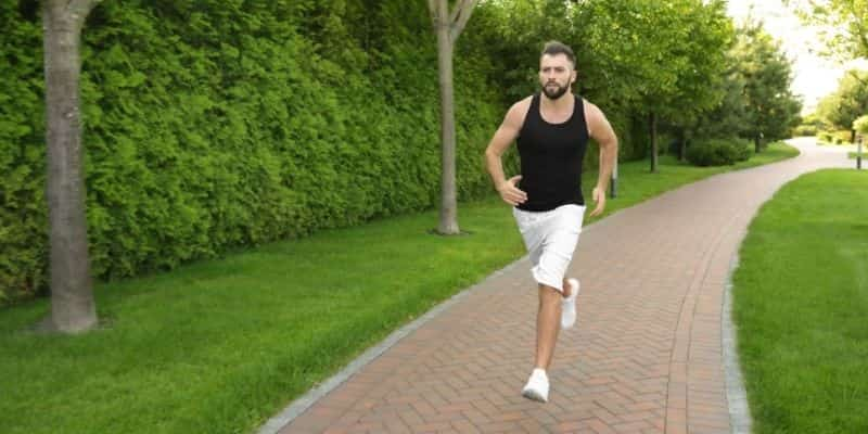 Outdoor HIIT Workout
