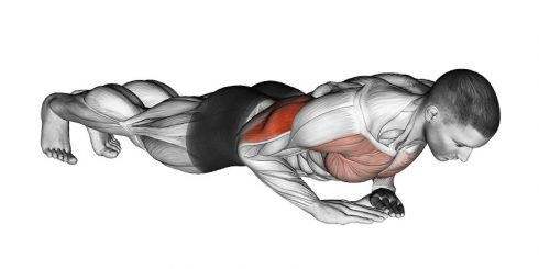 Diamond Push Up Form
