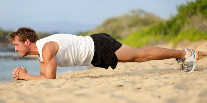 Plank Exercise for Abs