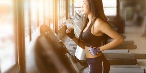 Beginner HIIT Treadmill