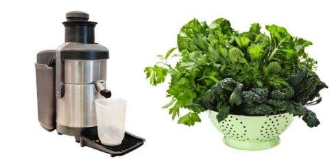Best Juicer for Leafy Greens