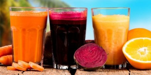 best fruits and vegetables to juice