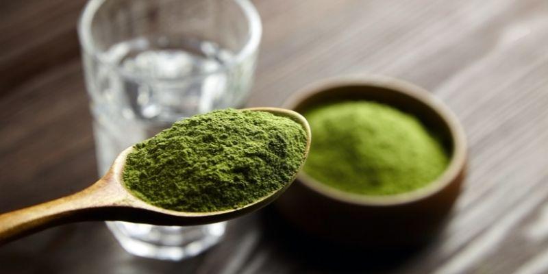 greens powders