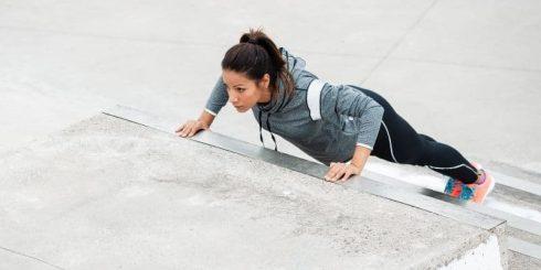incline push ups benefits